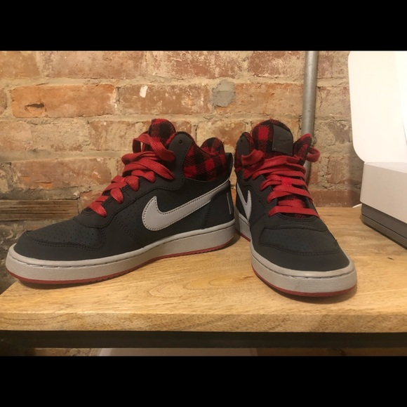 basura enfermo Aclarar  Nike Shoes | Buffalo Checkered High Tops | Poshmark